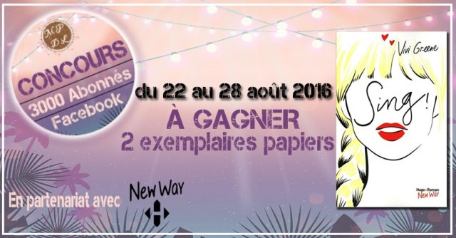Concours3000AbonnésHugoNewWay