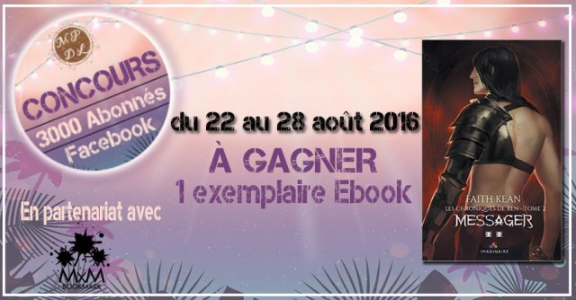 Concours3000AbonnésMessager