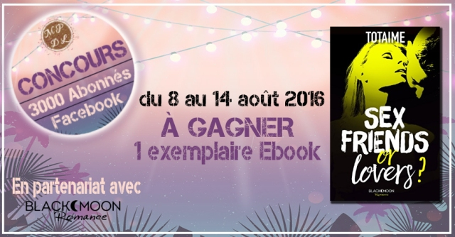 Concours3000LikesSexFriendsOrLovers