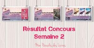 RésultatConcours3000AbonnésS2