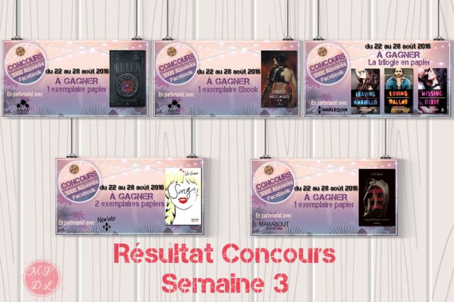RésultatConcours3000AbonnésSemaine3
