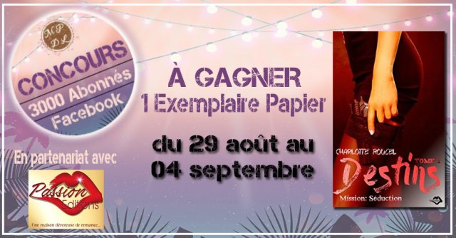 Concours3000LikesDestins1