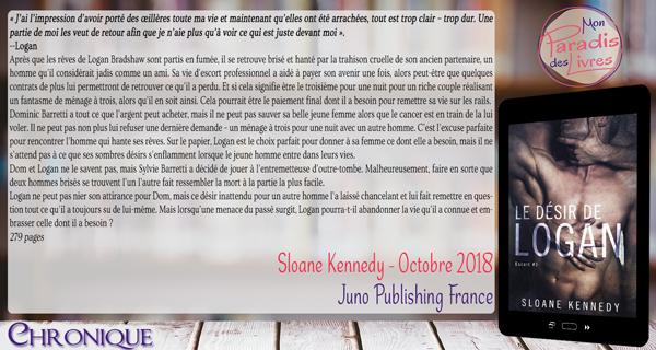 Escort 3 Le Desir De Logan Sloane Kennedy Mon Paradis