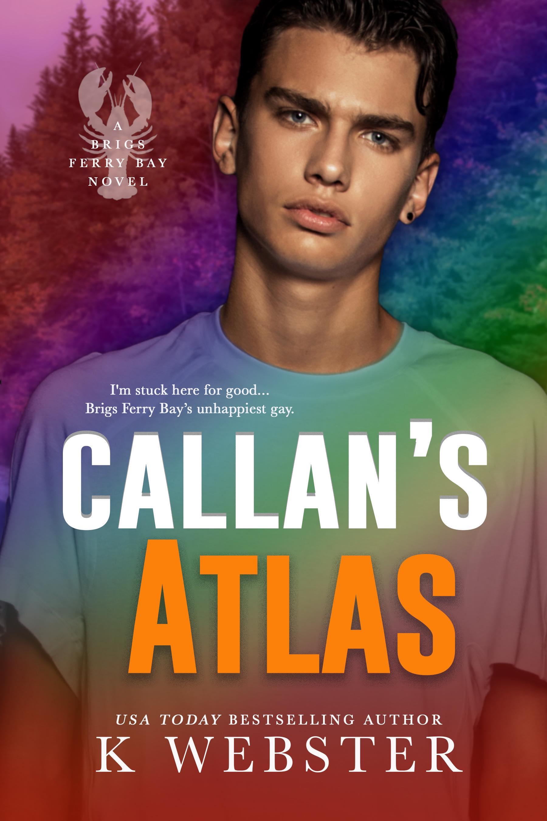 Callan's Atlas Cover