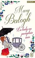 Regency---La-lady-au-parapluie-noir---Mary-Balogh